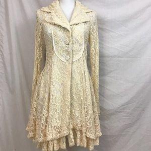 ModCloth Ryu Lace Jacket